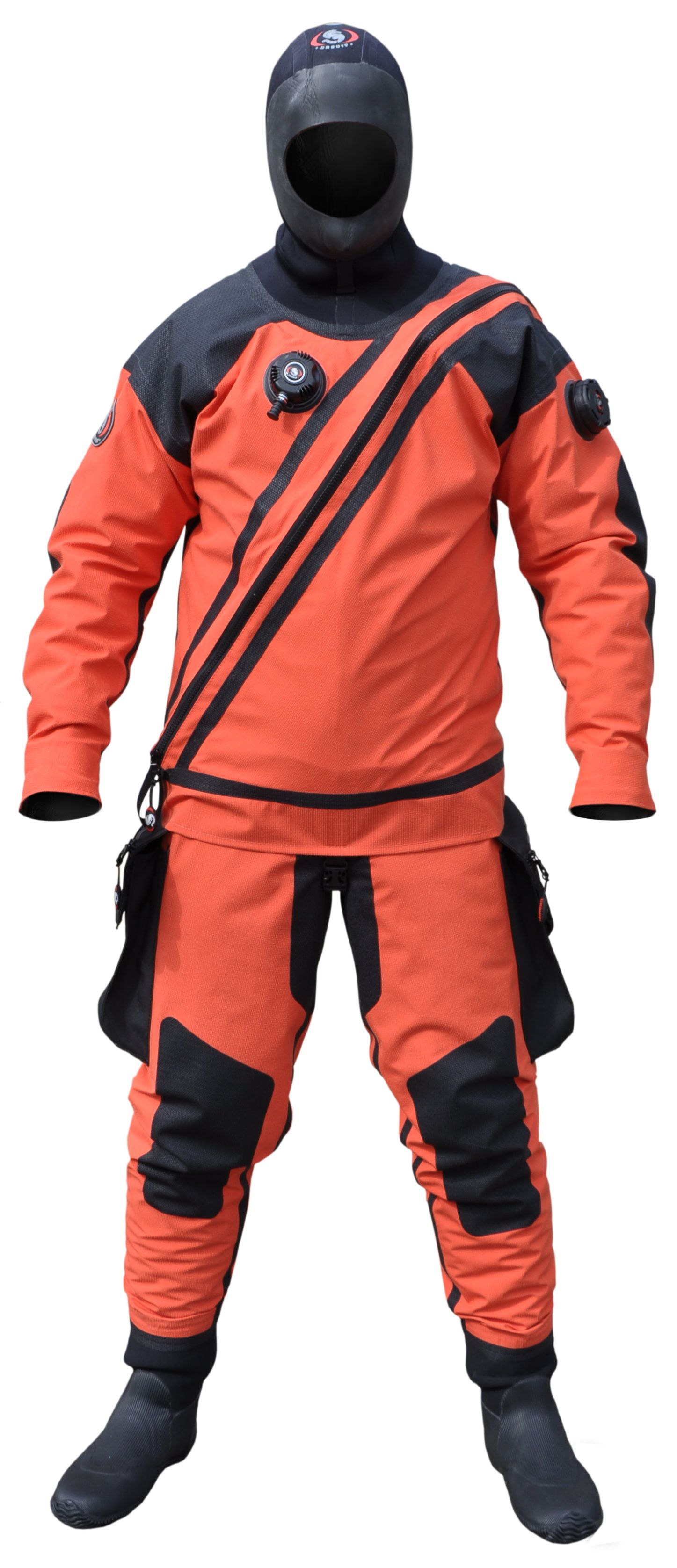 URSUIT BDS Kevlar Orange