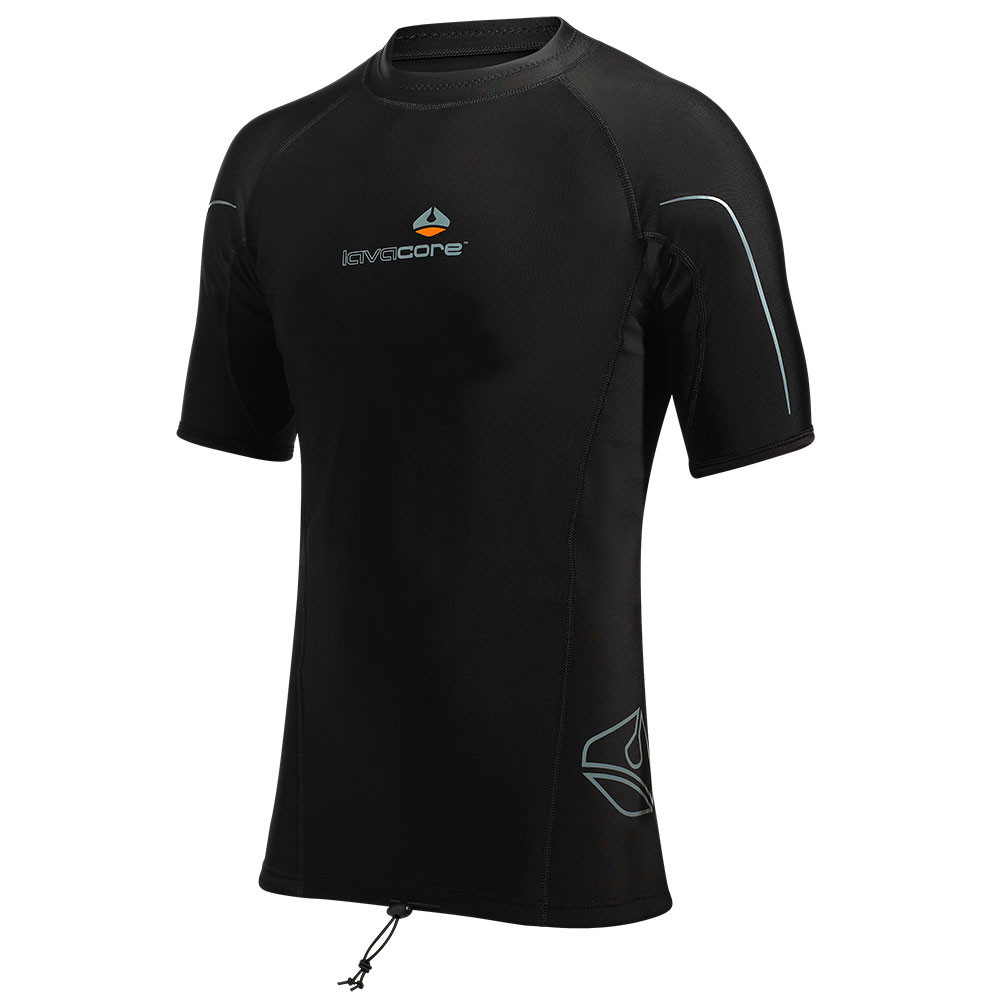 LC CORE SHIRT, short sleeve, male
