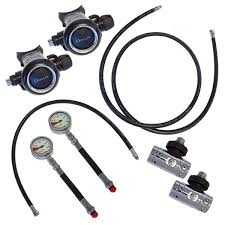 SMS 100 REGULATOR KIT